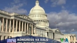 Kongressga ishonch har qachongidan ham past/US Congress Public Disapproval