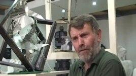 Projekte të skulptorit Qazim Kërtusha