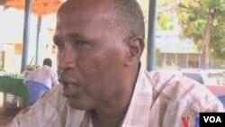 索马里餐馆老板达杰(视频截图)