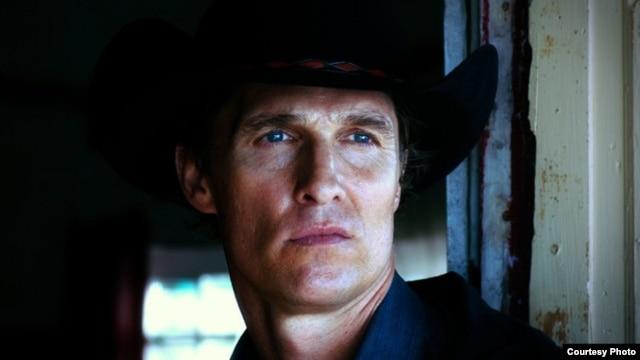 "Matthew McConaughey stars as a killer-for-hire in ""killer Joe"""