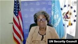 ABD'nin BM Daimi Temsilcisi Linda Thomas-Greenfield