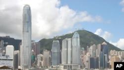 香港商业繁华地