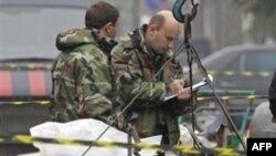 Vụ nổ bom tự sát hồi tháng 9 giết chết 18 người và gây thương tích cho mấy mươi người tại thành phố Vladikavkaz ở vùng Bắc Caucase