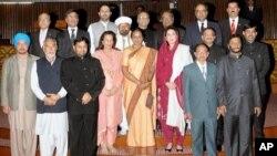 بھارت کے پارلیمانی وفد نے پاکستان کی قومی اسمبلی کا بھی دورہ کیا۔