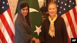 آمریکا د پاکستان په برخه کې د چین نه مرسته غوښتې