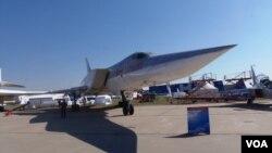 Российский cтратегический бомбардировщик Ту-22