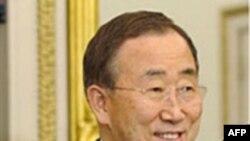 Генсек ООН Пан Ги Мун опровергает утверждения постпреда Грузии