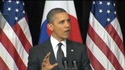 奥巴马警告朝鲜