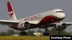Ту-204-100 авиакомпании Red Wings. Фото courtesy en.wikipedia.org/Sergey Riabsev