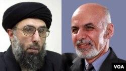 افغان حکومت له طالبانو هم وغوښتل چې د حزب اسلامي پر پل قدم کېږدي او د سولې په بهیر کې ور ګډ شي.