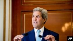 Sakataren Harkokin Wajen Amurka, John Kerry