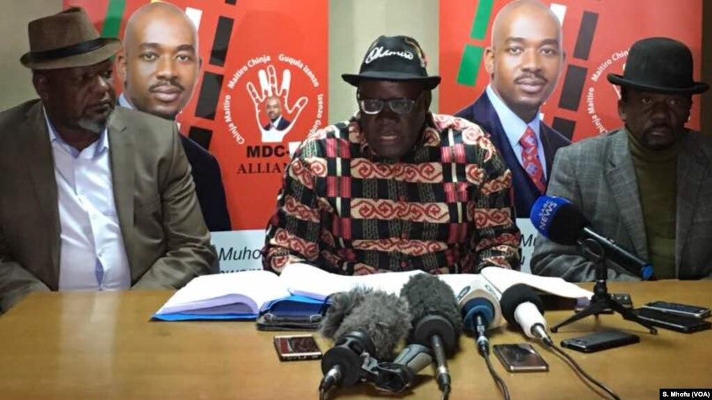 Opposition Leader Tendai Biti Asylum Case Tests Zimbabwe-Zambia