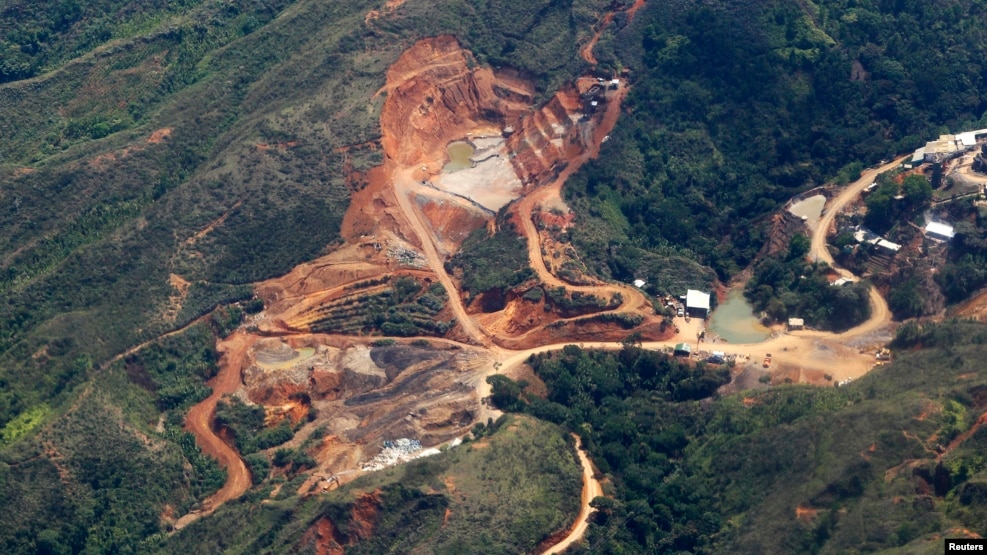 Fight Against Illegal Amazon Gold Mining Intensifies