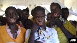 Các nạn nhân của tổ chức LRA