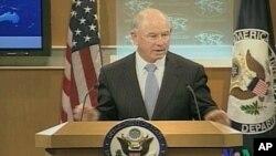 P. J. Crowley, porta-voz do Departamento de Estado
