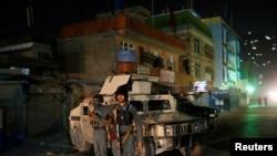 Kabul Shi'ite ဗလီေက်ာင္း တုိက္ခိုက္မႈ ၁၄ ဦးေသဆံုး