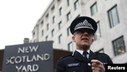 Mark Rowley, Polis Sözcüsü