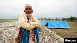 Nin ka mid ah bulshada Muslimka ah ee gobolka Assam.