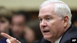 蓋茨表示美軍願意在伊拉克留守。