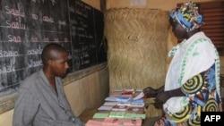 Bầu cử tổng thống ở Niger (ảnh tư liệu)