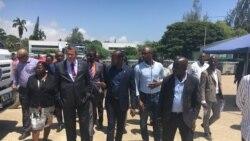 Manifestação em Benguela - 2:04