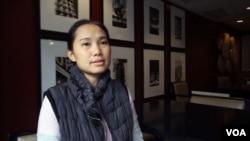 Siriporn Chaosurin -Thai Scholarship Student