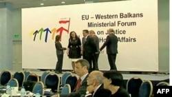 Takim i ministrave të rendit dhe të drejtësisë të vendeve të Ballkanit