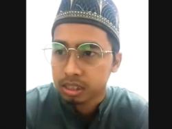 Gamal Abdillah Maulidi,Yayasan De Bintal. (Foto: VOA/Nurhadi)