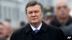 Виктор Янукович. Киев. Украина. 15 февраля 2010 г.