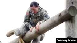 [출발! 워싱턴 현장] 미 여군 역할 변화