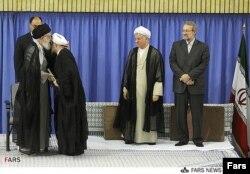 مراسم تنفیذ روحانی در مقام رئیس جمهوری
