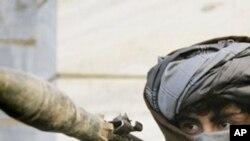 ولسوالی وایگل بدست طالبان افتاد