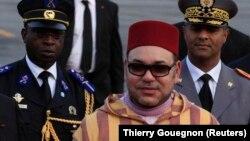 Mohammed VI, rei de Marrocos