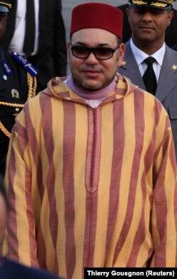 摩洛哥国王穆罕默德