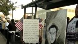 Continúan protestas por el caso Trayvon Martin.