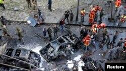 Beirut Car Bomb Kills Ex-Minister Chatah