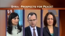 "ON THE LINE: ""Syria: Prospects for Peace?"""