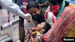 ভারতে করোনায় দৈনিক মৃত্যু এক হাজার ছাড়ালো