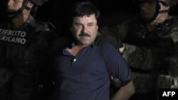 "Gembong narkoba Meksiko, Joaquin ""El Chapo"" Guzman"