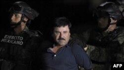"""Meksikalı uyuşturucu karteli lideri Joaquin """"El Chapo"""" Guzman"""
