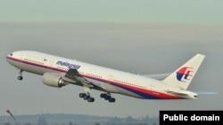 馬航波音777(9M-MRO)飛機2011年(資料圖片)