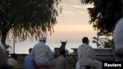 ชาวมุสลิมในอินเดียฉลองเทศกาล Eid al-Adha