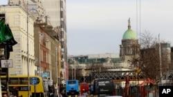 Ekonomi di Dublin, Irlandia mulai menggeliat dan pulih dari krisis yang menerpa dalam beberapa tahun terakhir (foto: dok).