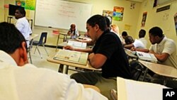 About 43 percent of Philadelphia high school students drop out before graduating. The city's Re-Engagement Center allows them to return to school to earn a diploma.
