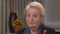 Madeleine Albright: Velike razlike u vanjskoj politici demokrata i republikanaca