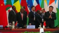Mkutano kati ya viongozi wa bara la Afrika na China