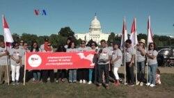 Deklarasi NKRI di Ibu Kota AS