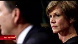 Tổng thống Trump sa thải quyền Bộ trưởng Tư pháp