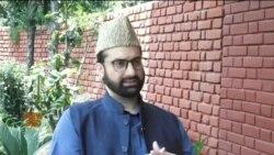 'یہ بڑی نا انصافی ہو گی کہ کشمیر کی آزادی کو القاعدہ سے جوڑا جائے'