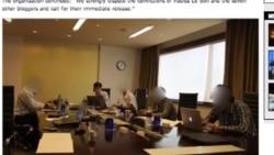 RSF có bằng chứng chứng minh blogger Lê Văn Sơn vô tội